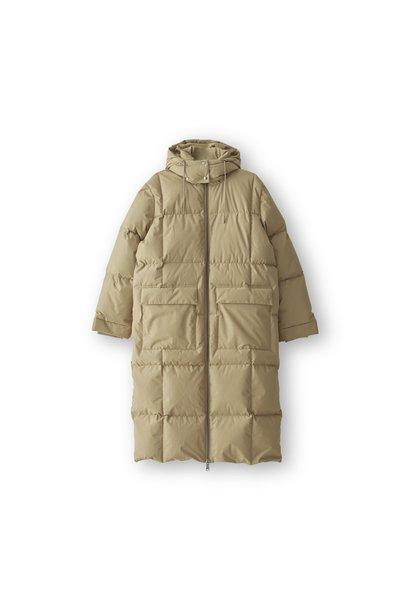 Keeper Long Jacket - Khaki