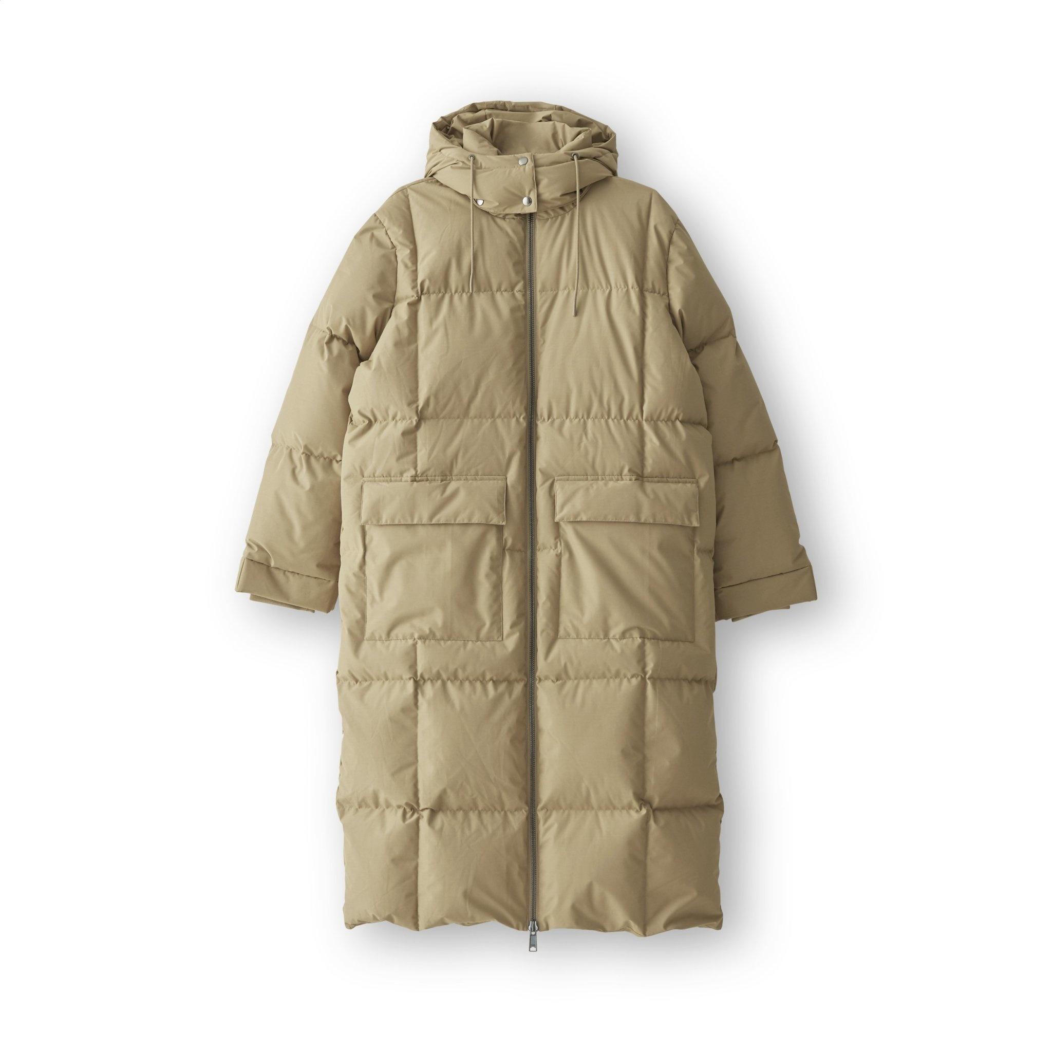 Keeper Long Jacket - Khaki-1
