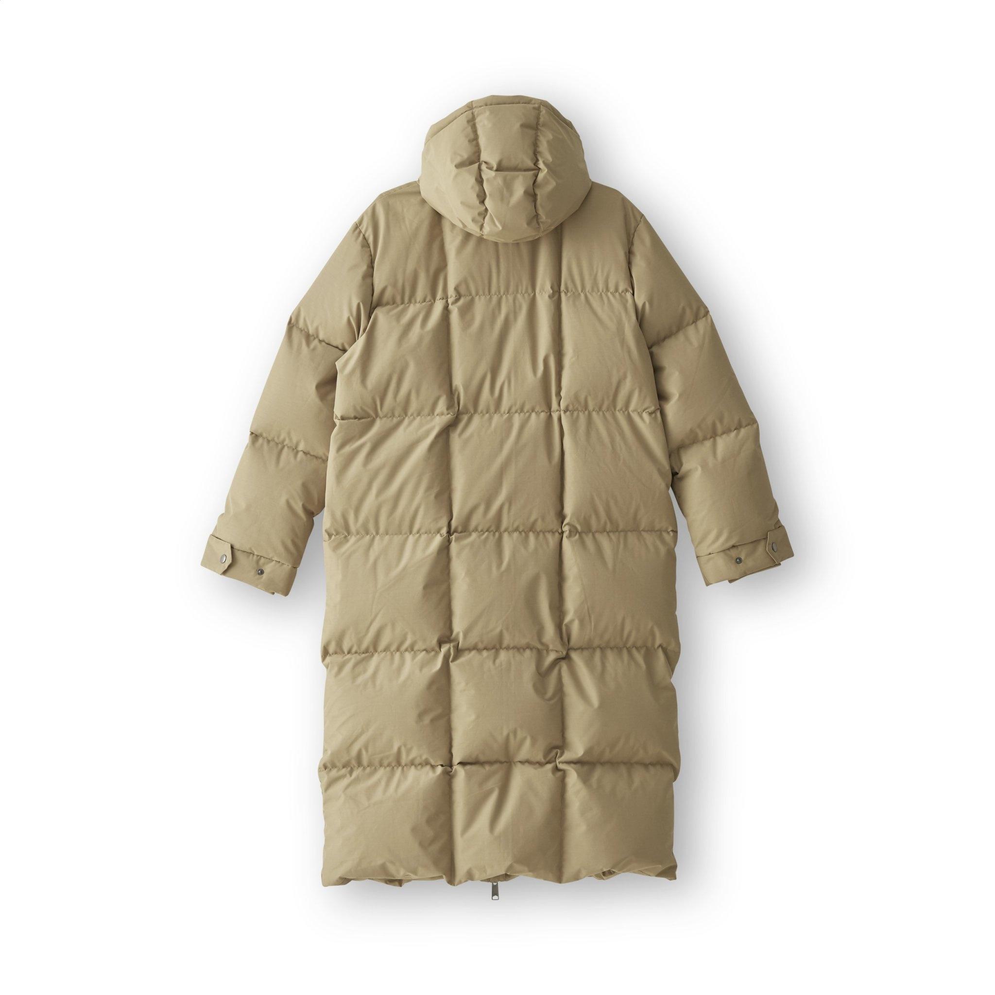 Keeper Long Jacket - Khaki-2