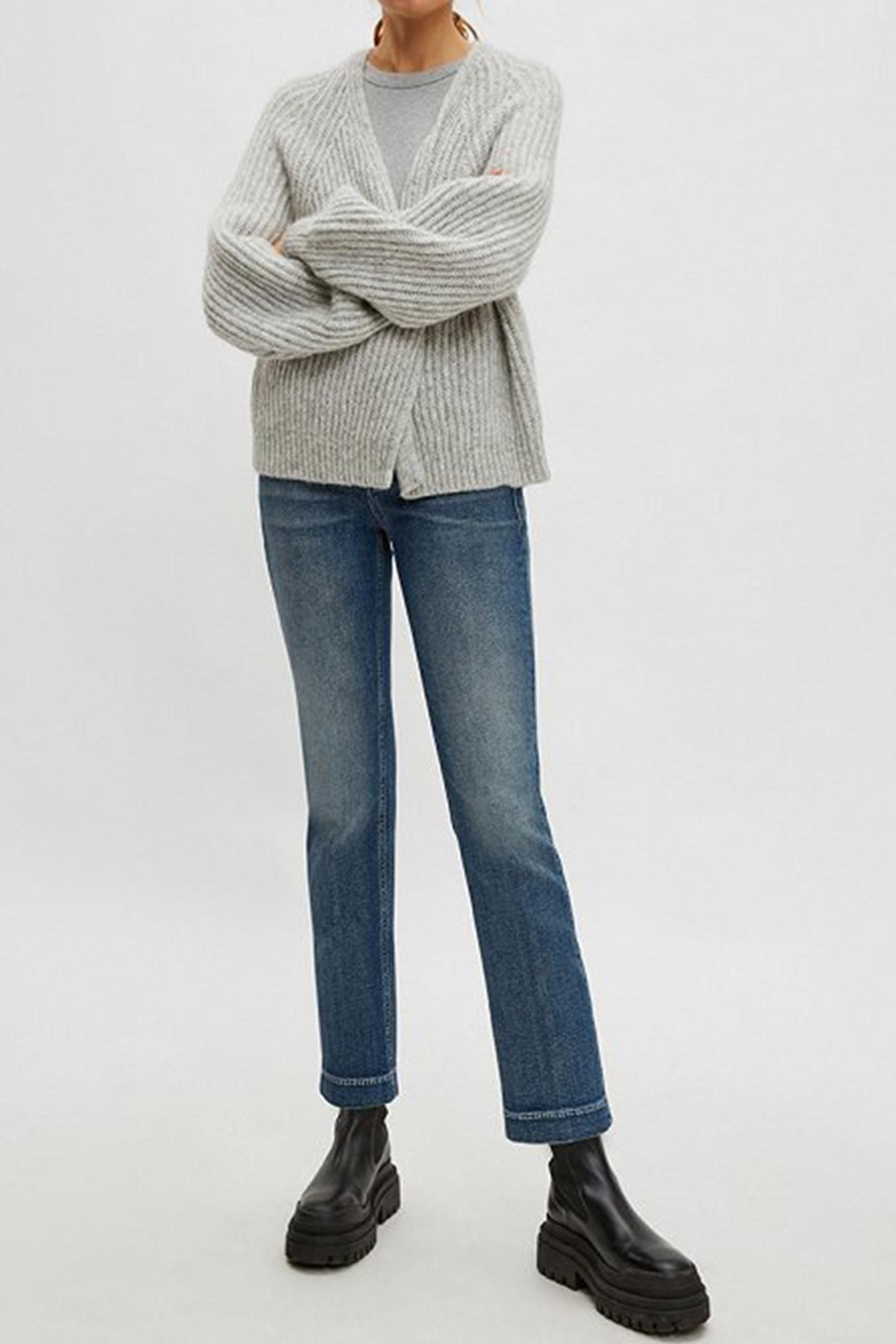 Manui Knit  - Grey-1