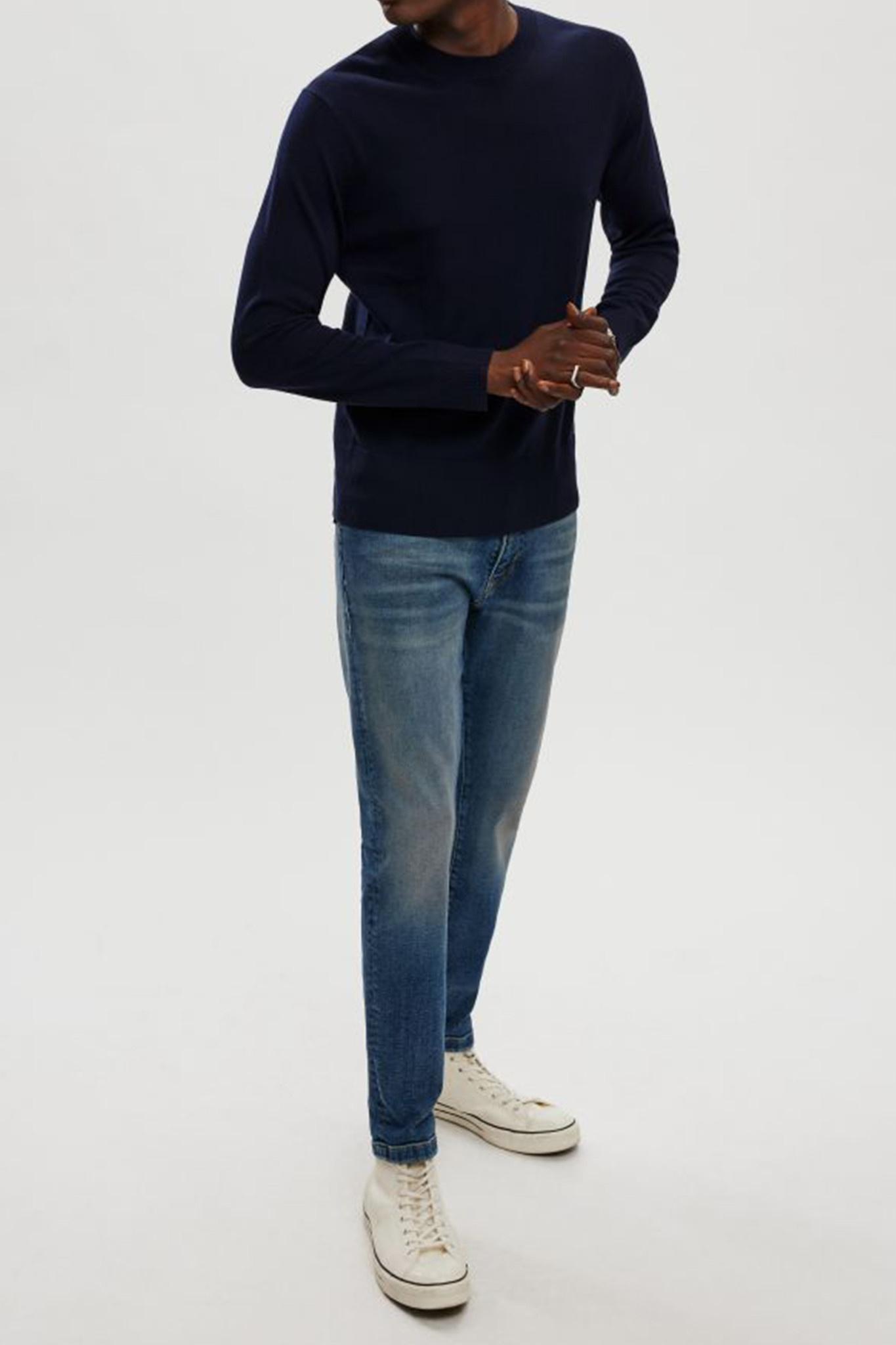 Vincent Knitwear - Blue-1