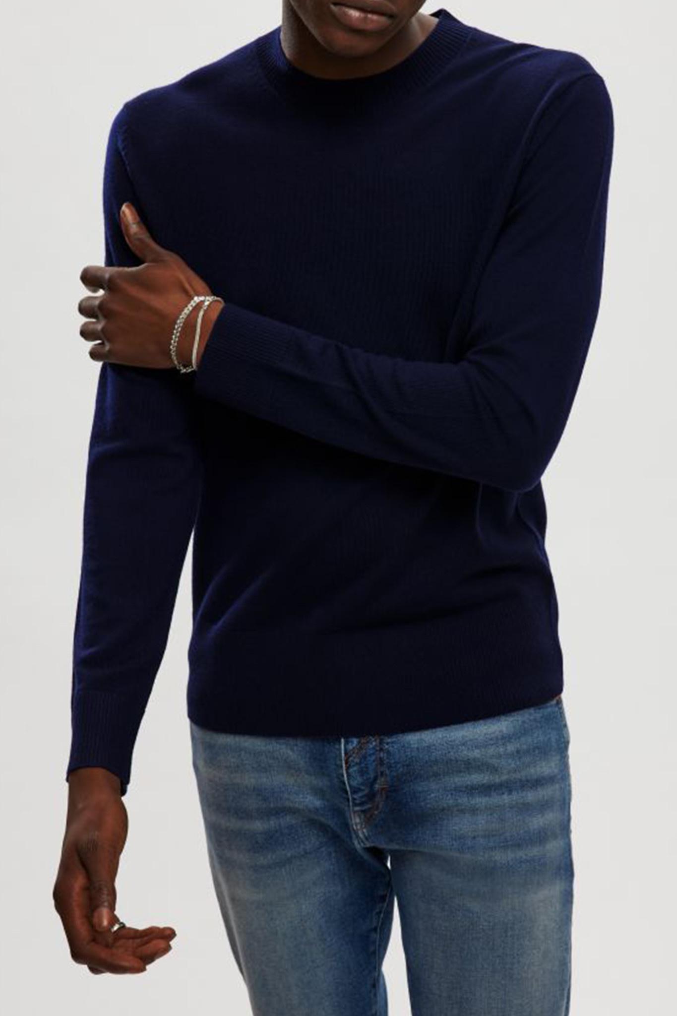 Vincent Knitwear - Blue-2