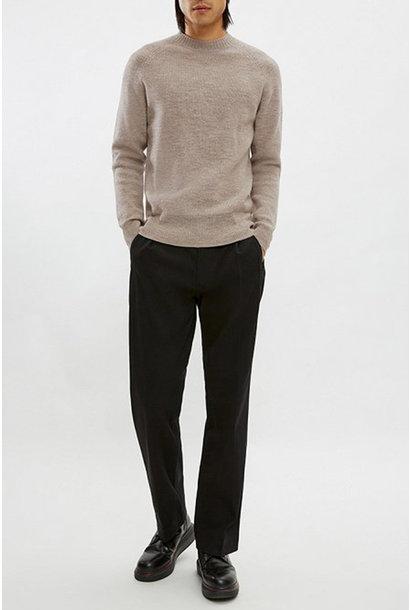 Aaron Knitwear - Light Brown