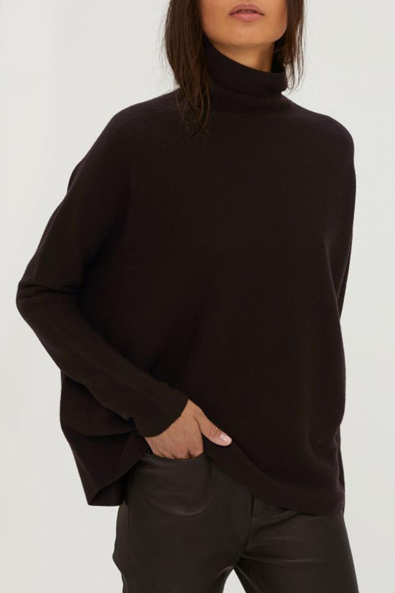 Liora Knitwear - Brown-1