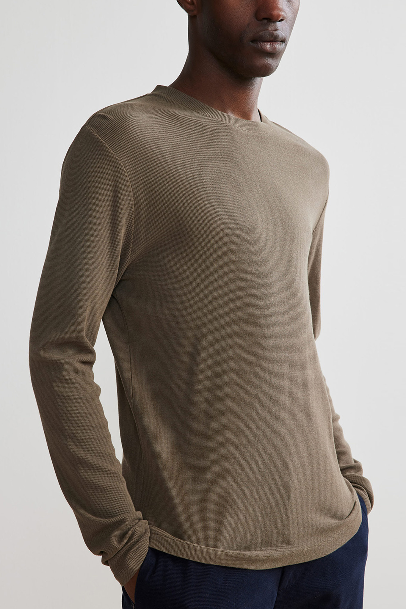 Clive Knitwear - Green-2
