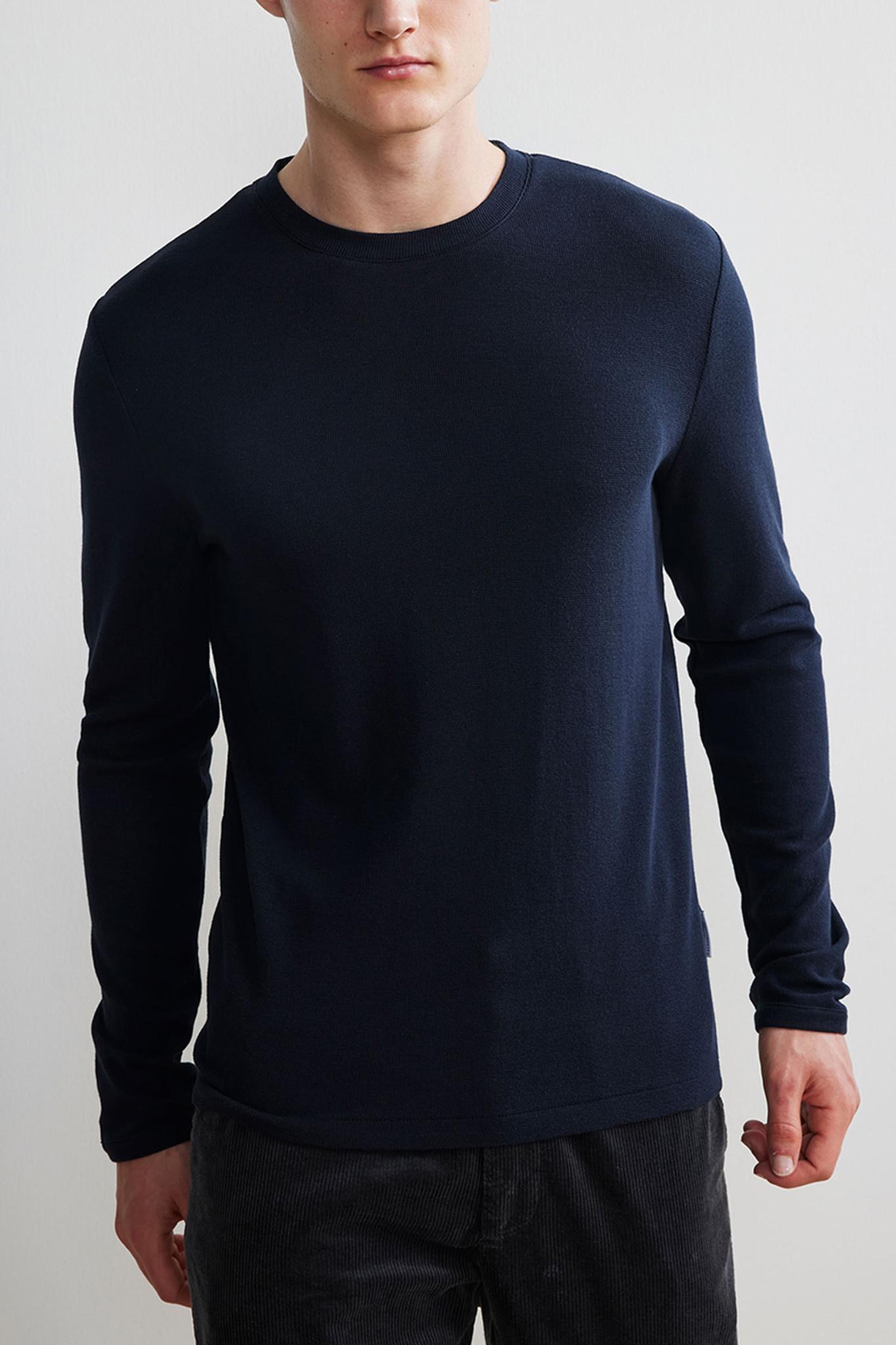 Clive Knitwear - Blue-1