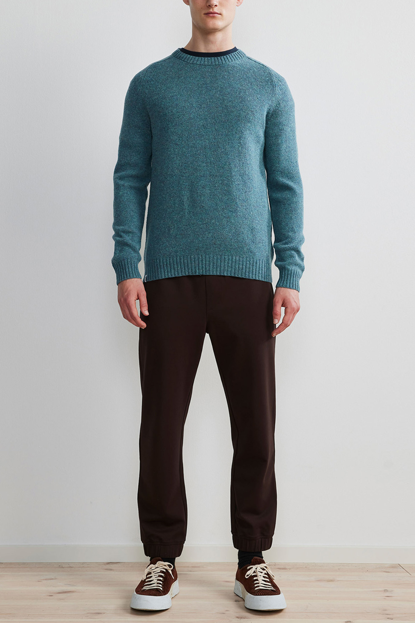 Nathan Knitwear - Ocean Blue-2