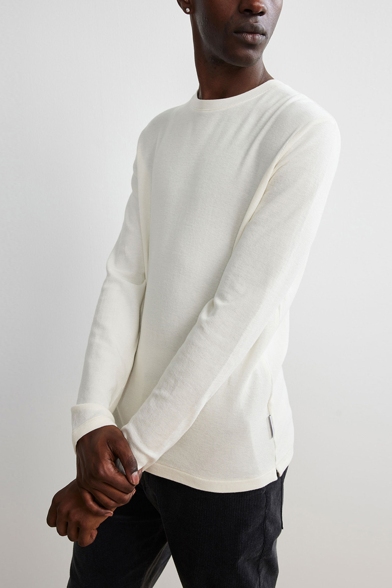 Clive Knitwear - Off-White-1