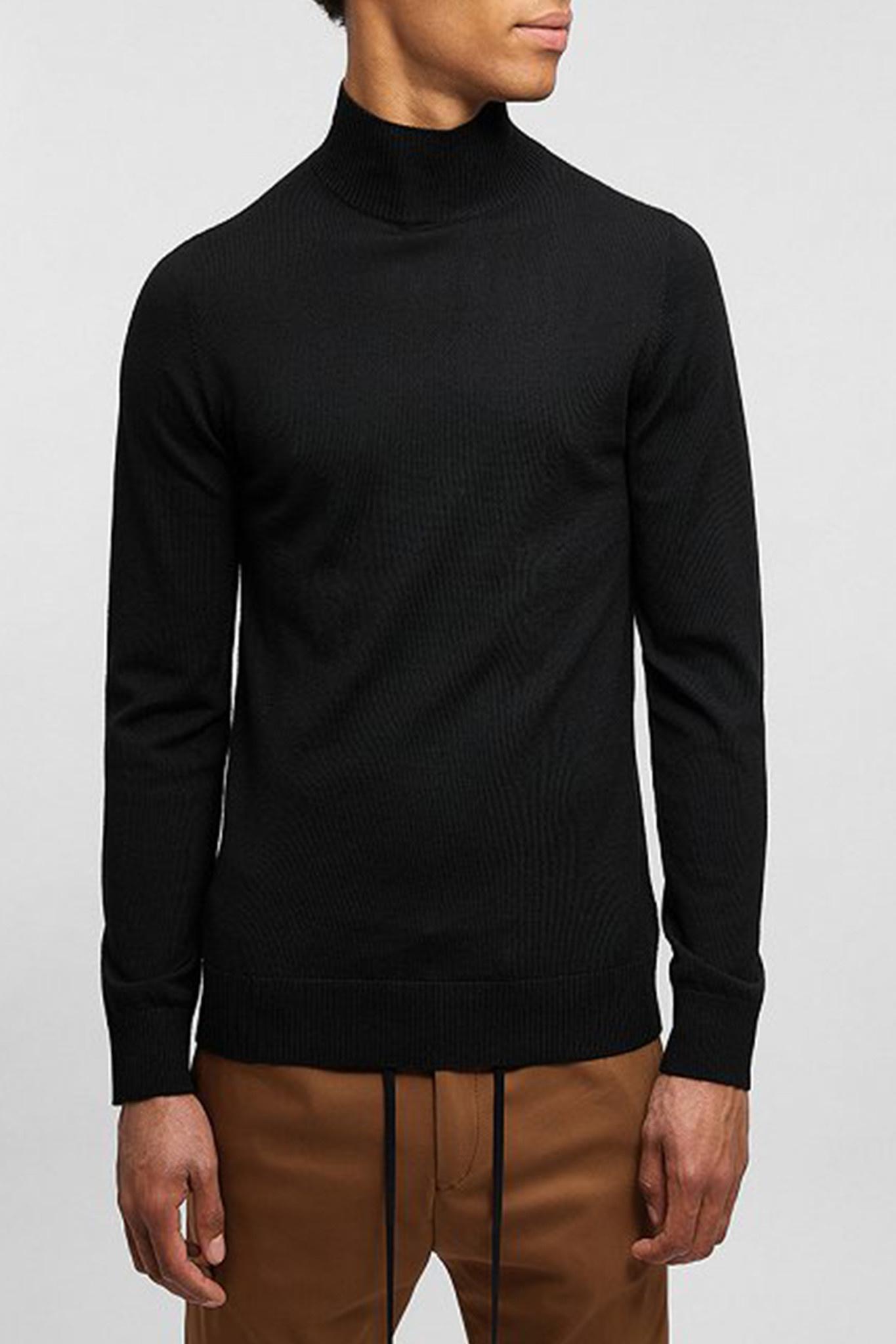 Watson Pullover - Black-1