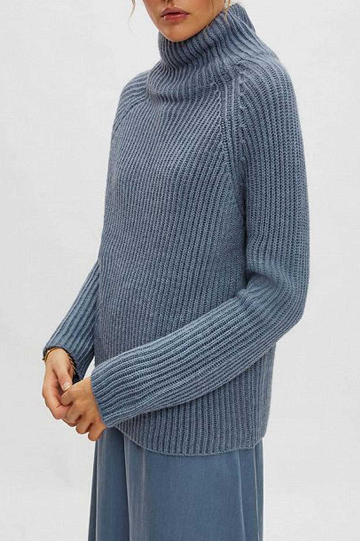 Arwen Knitwear - Blue-1