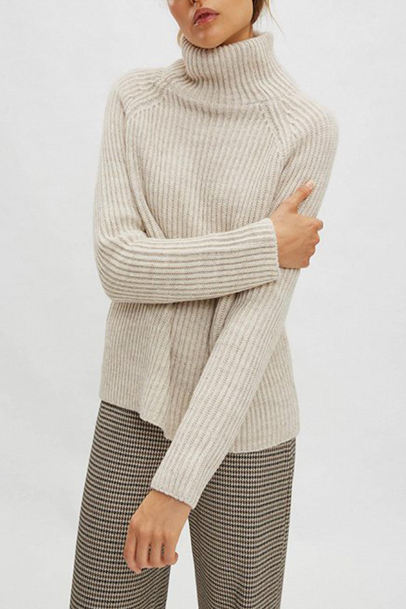 Arwen Knitwear - Cream-1