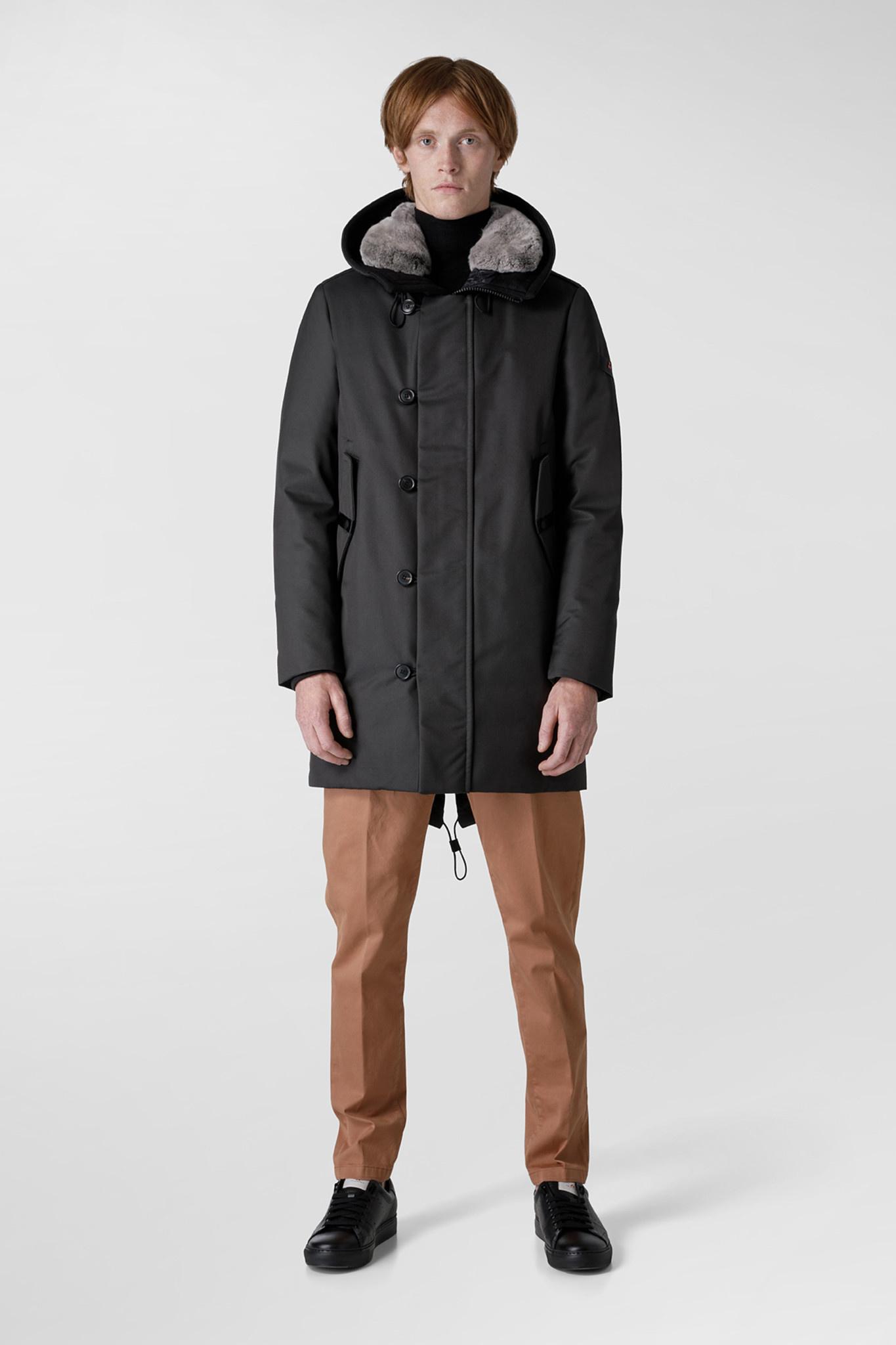 Heritage Military Jacket - Dark Grey-1