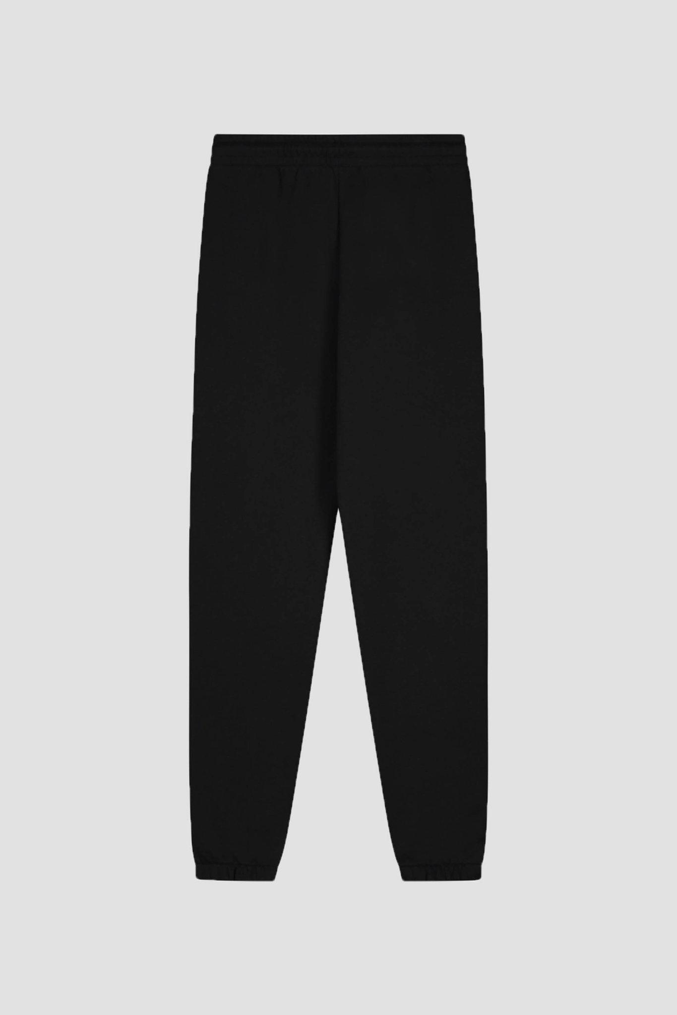 Triple Italic Sweatpants - Black-2