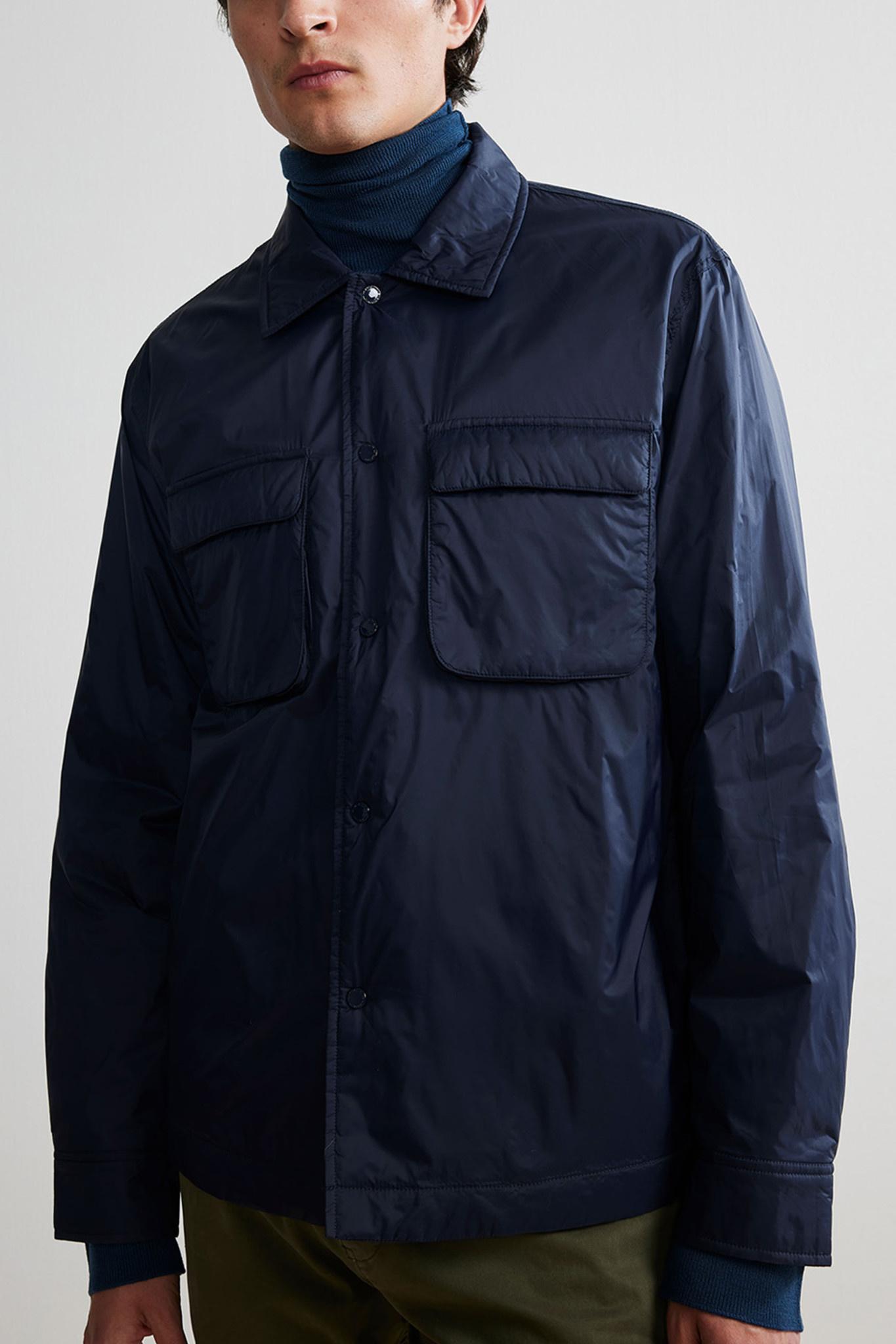 Columbo Jacket - Blue-1
