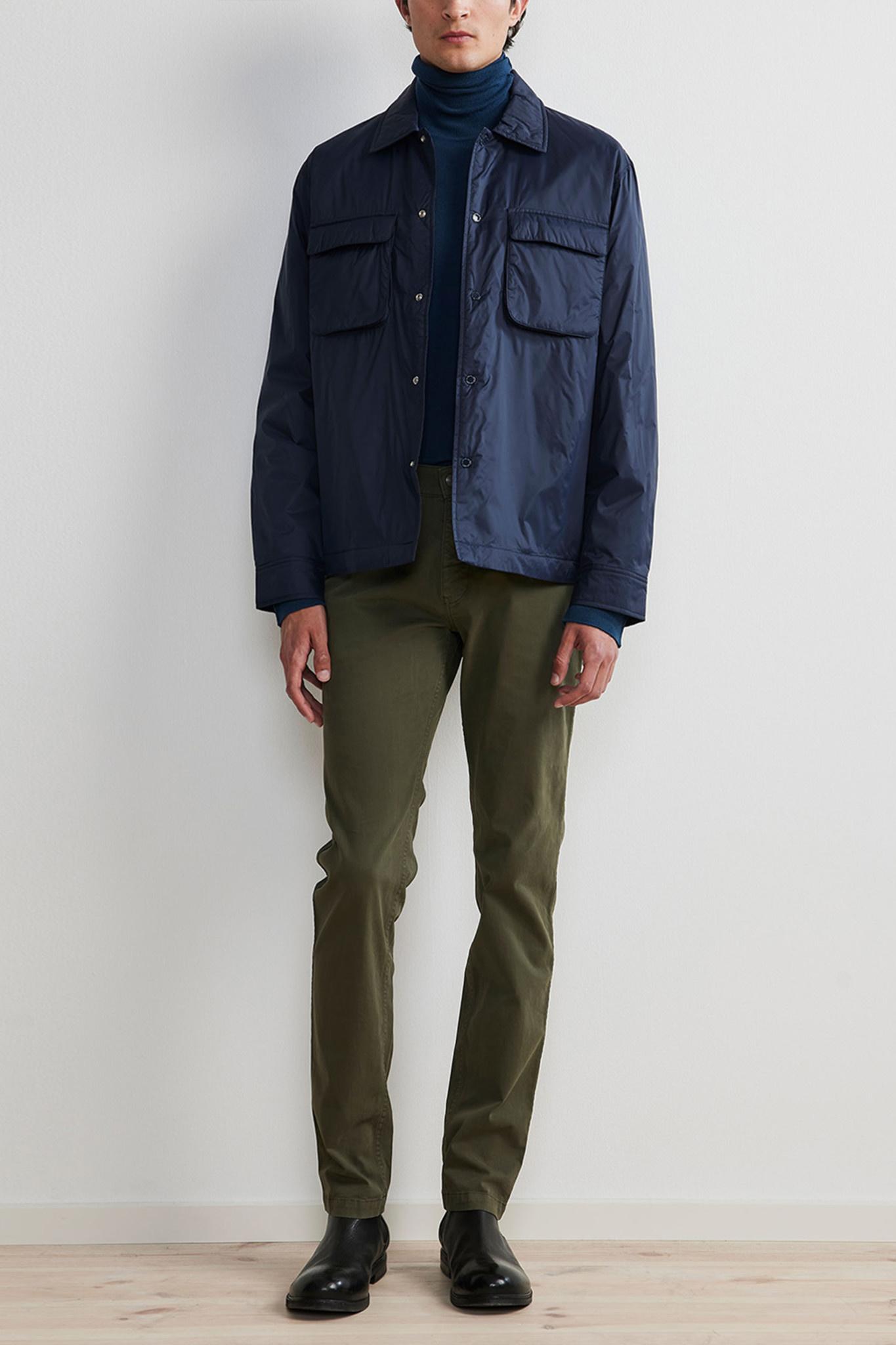 Columbo Jacket - Blue-2