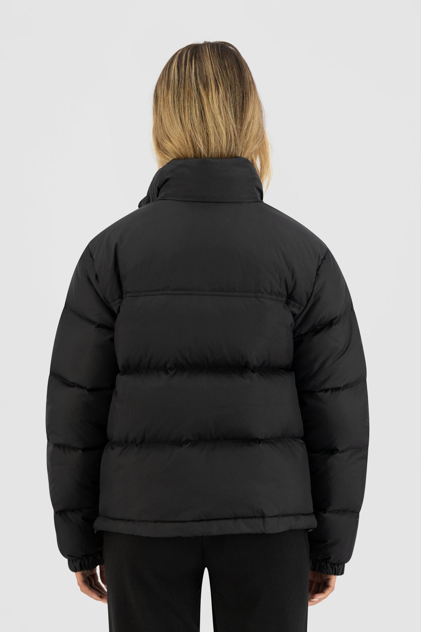 Puffer Jacket - Black-2