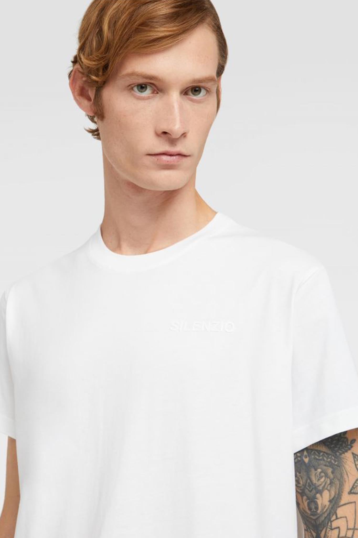 Jersey T-shirt - White-2