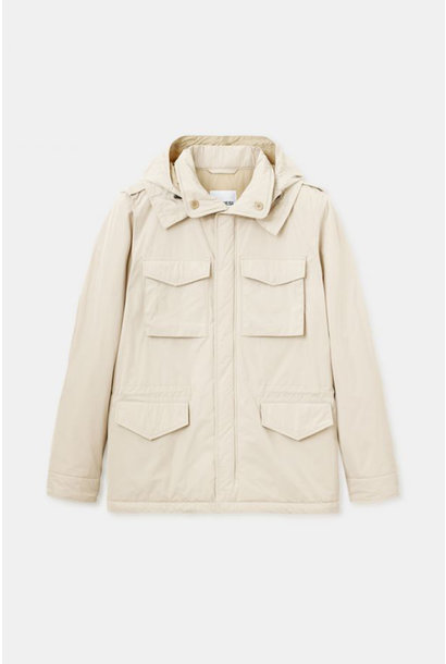 Mini Field Jacket - Cream
