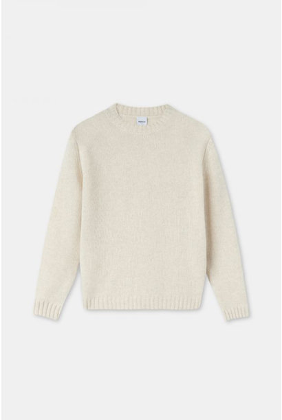 Cashmere Crewneck Sweater - Cream
