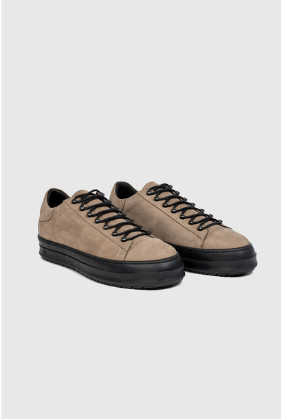 Icon Low Top - Rock Brown