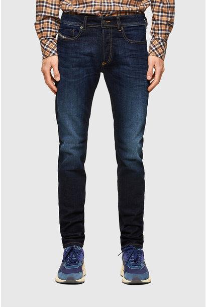 Sleenker 009EY Skinny Jeans - Dark Blue