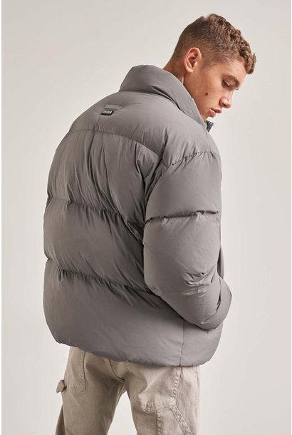 Puffer Jacket - Grey