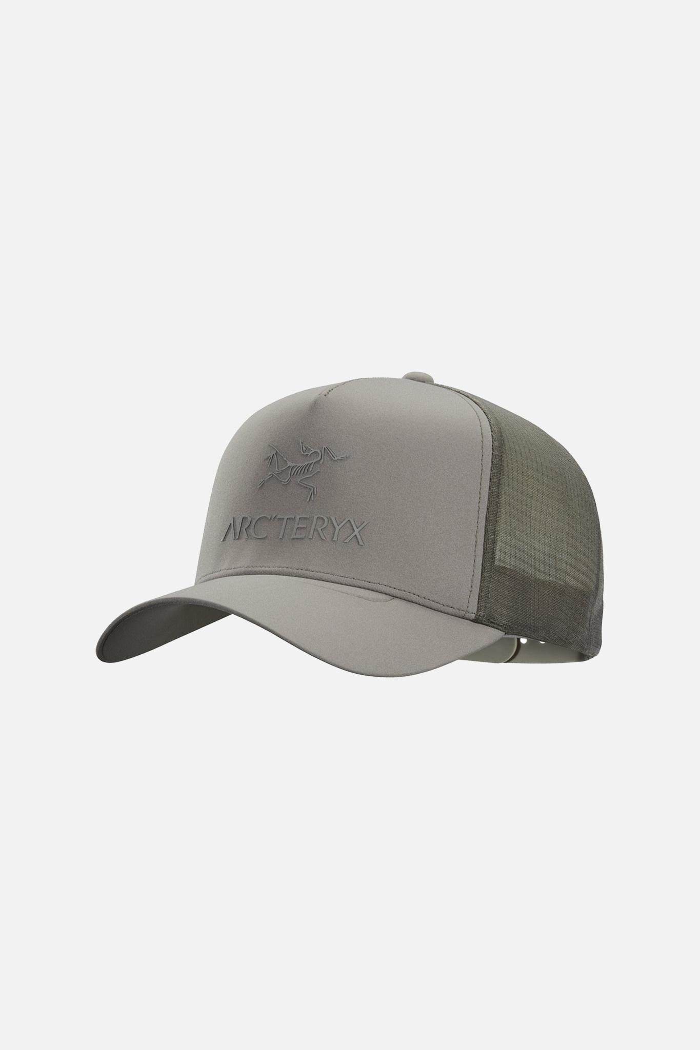 Logo Trucker Hat - Alchemy-1