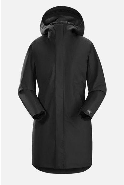 Codetta Coat - Black