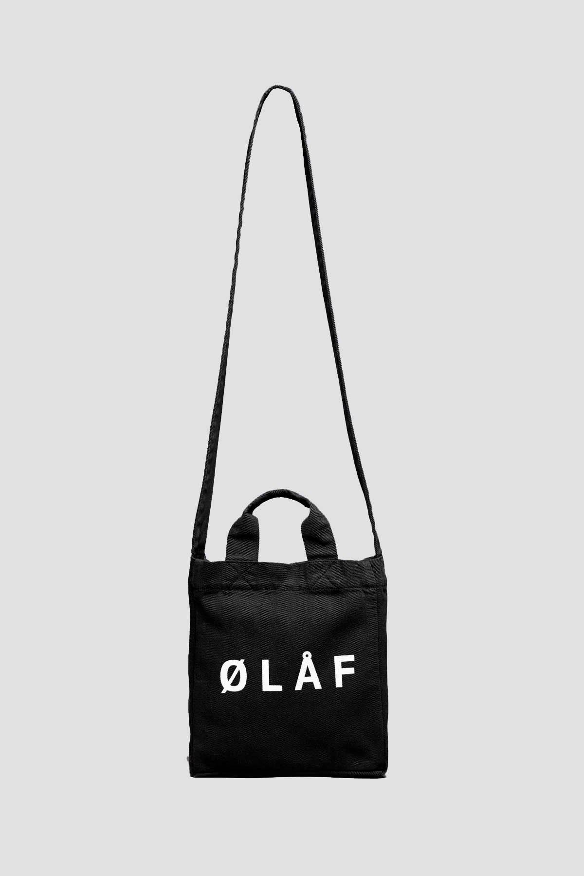 Tote Bag Mini - Black-1