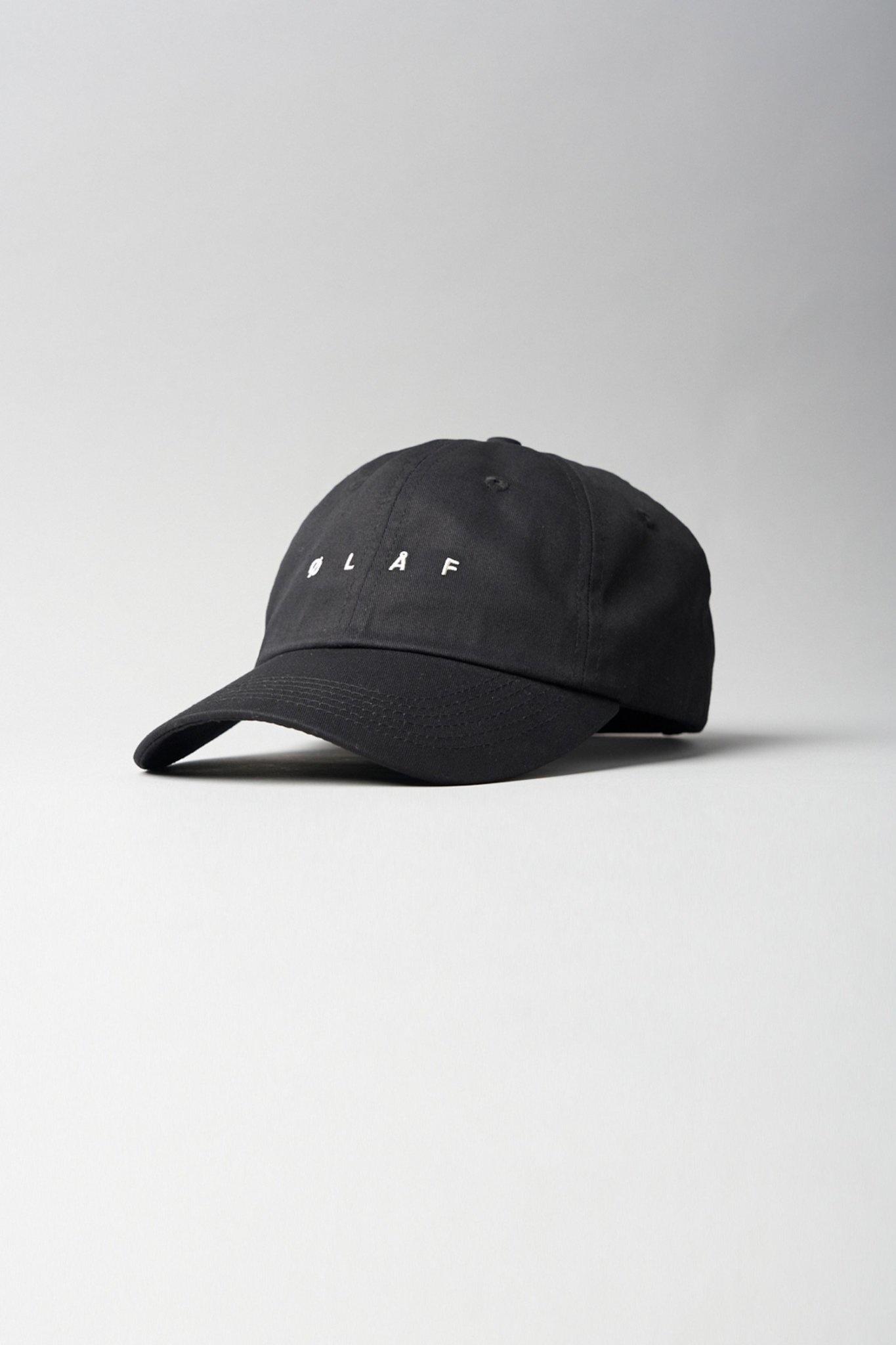 Logo Cap - Black-1