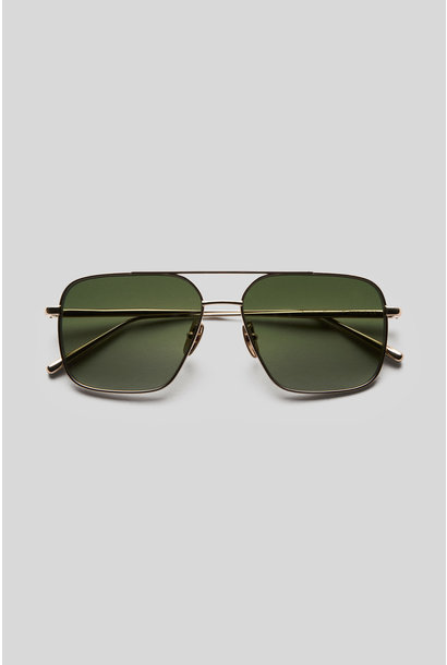 Aviator - Green/Gold