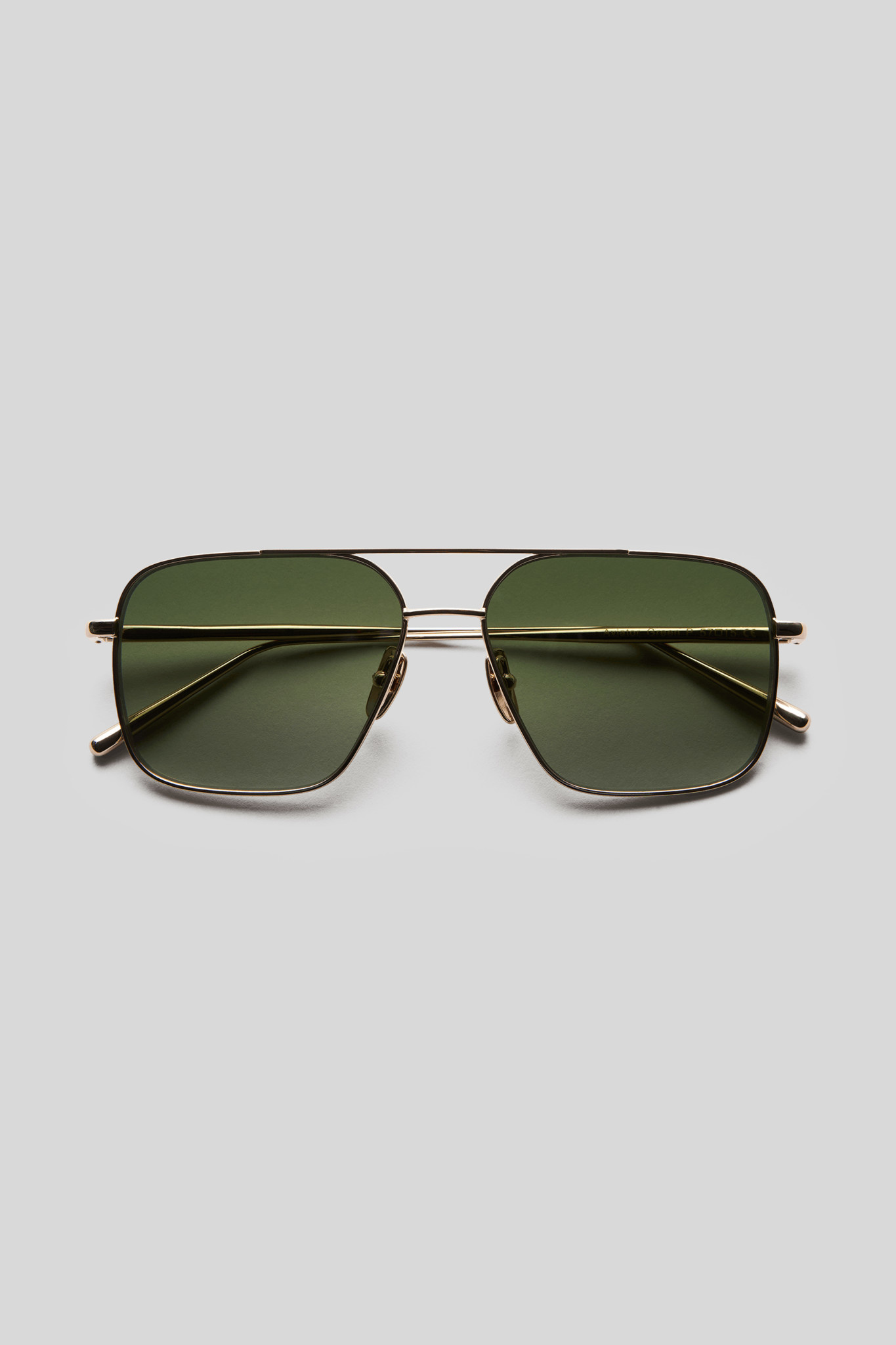 Aviator - Green/Gold-1