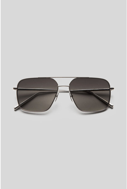 Aviator - Grey/Silver