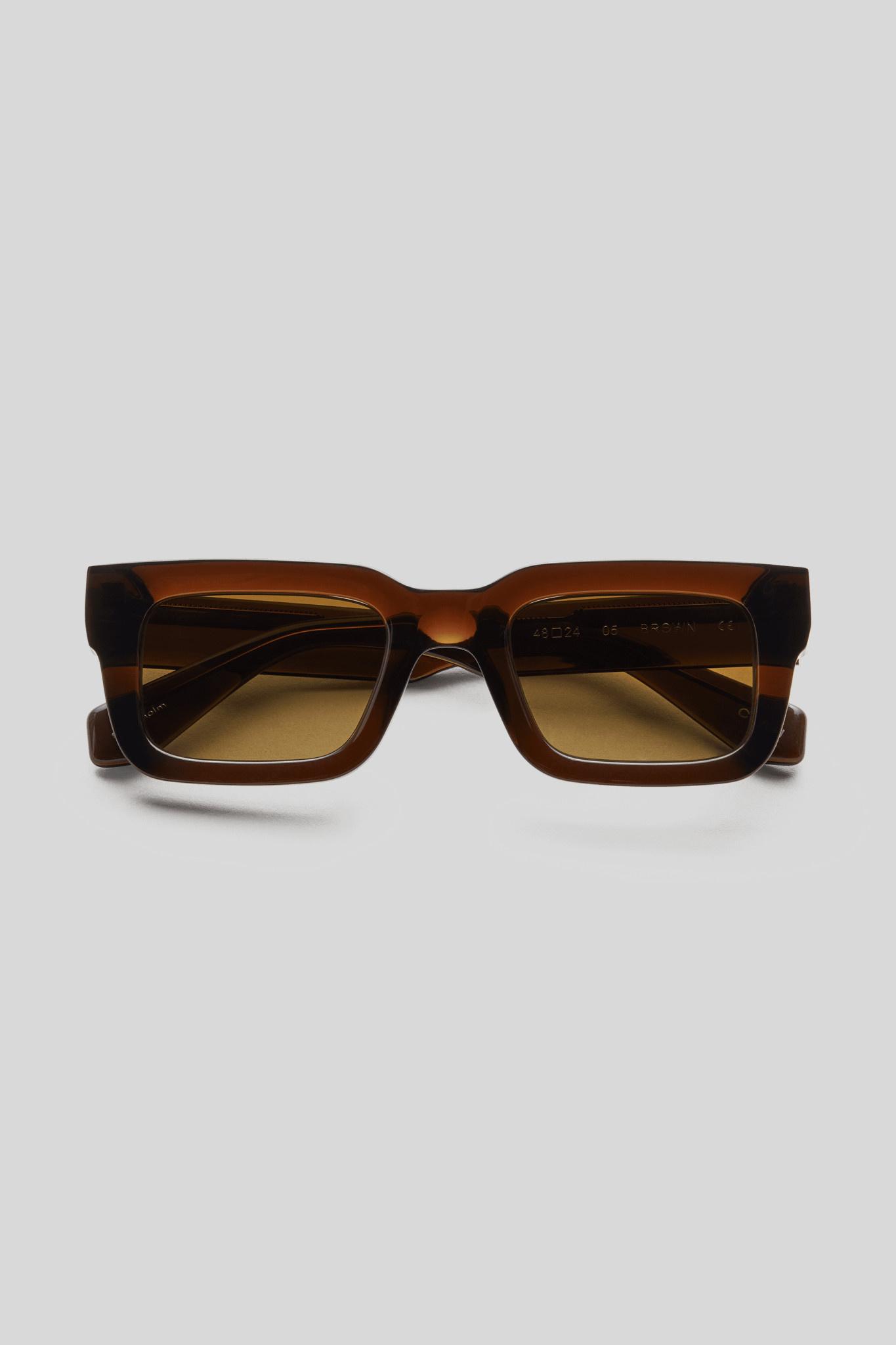 Sunglasses 05 - Brown-1