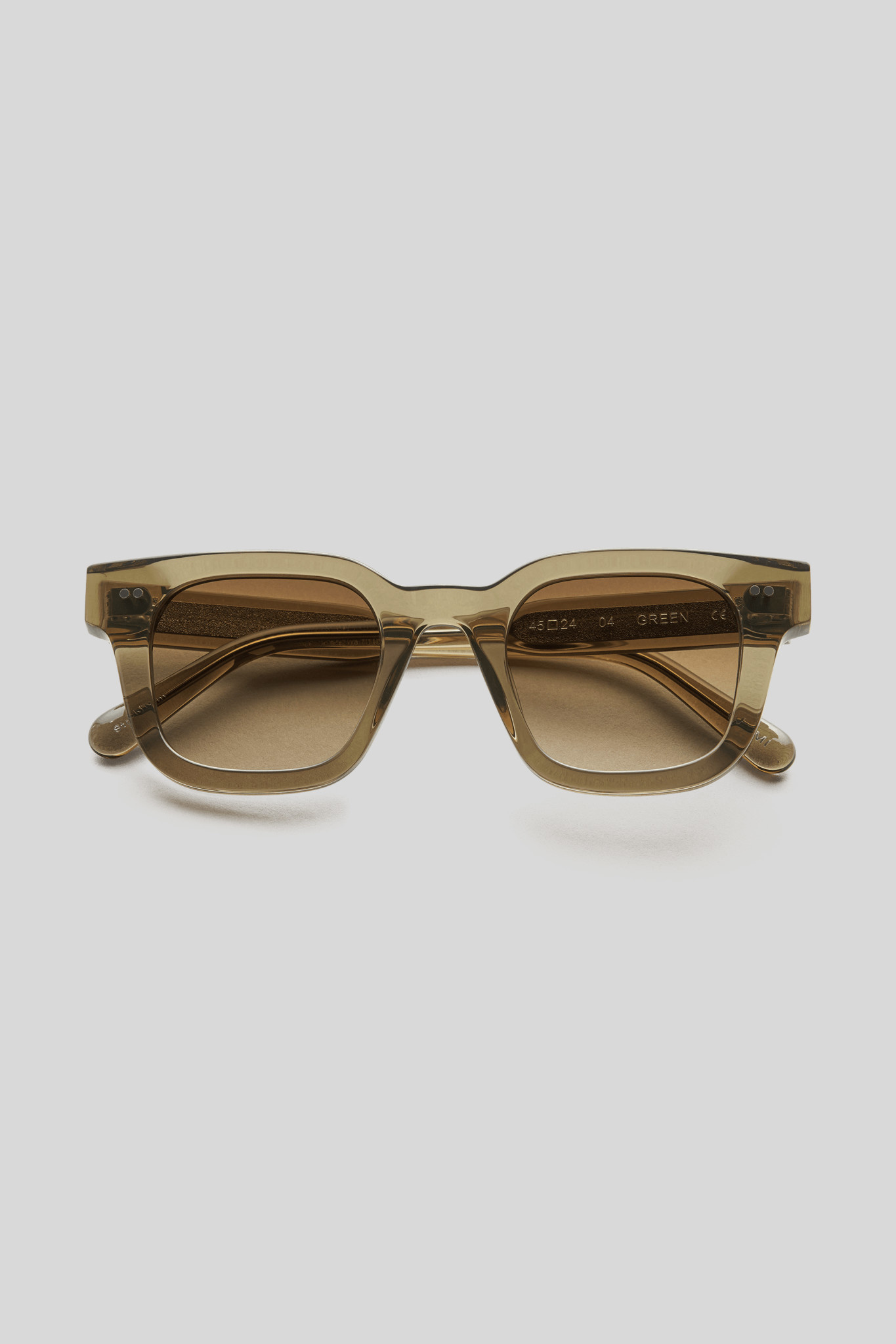 Sunglasses 04 - Green-1