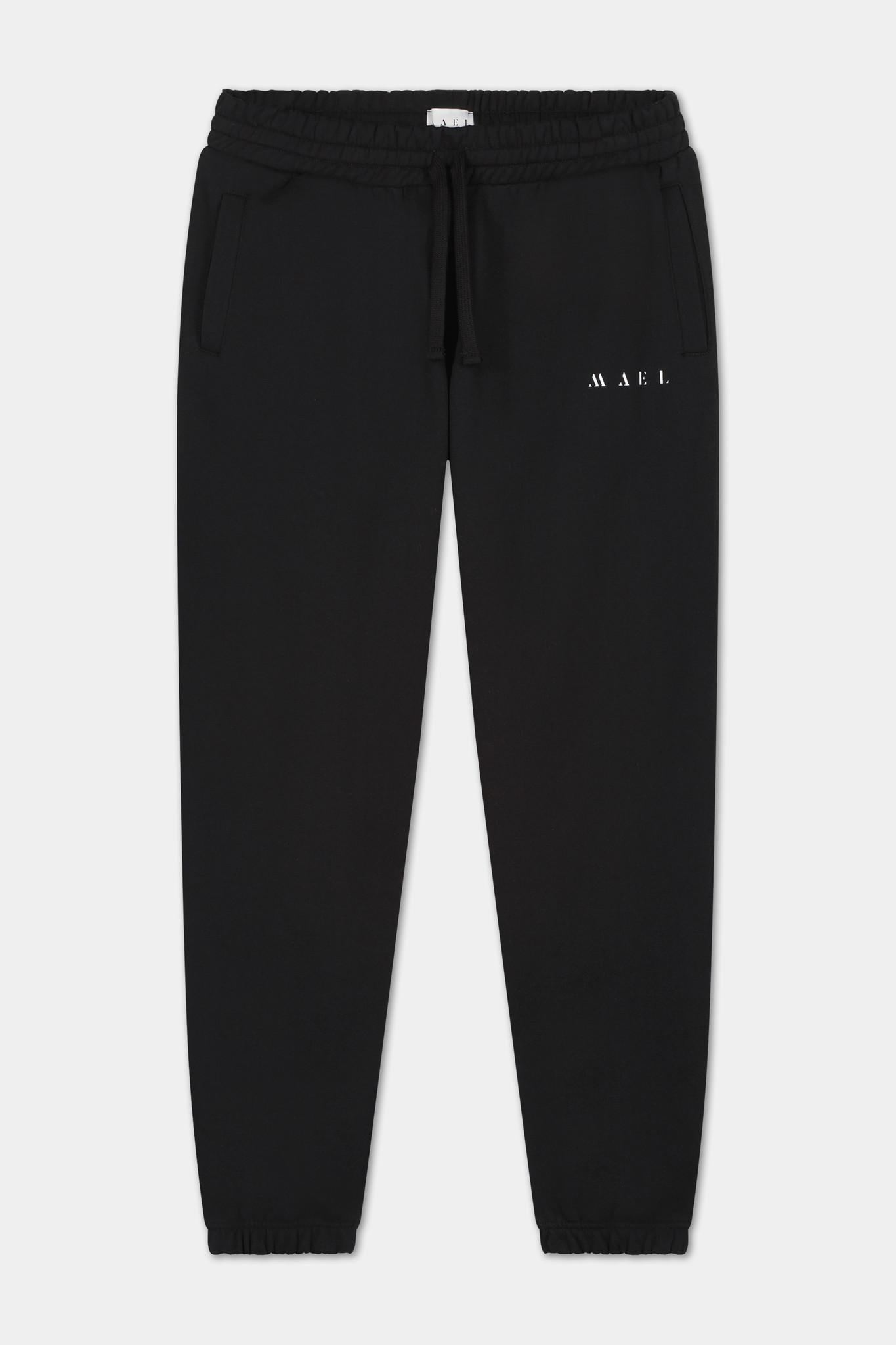 Joggingpants - Black-1