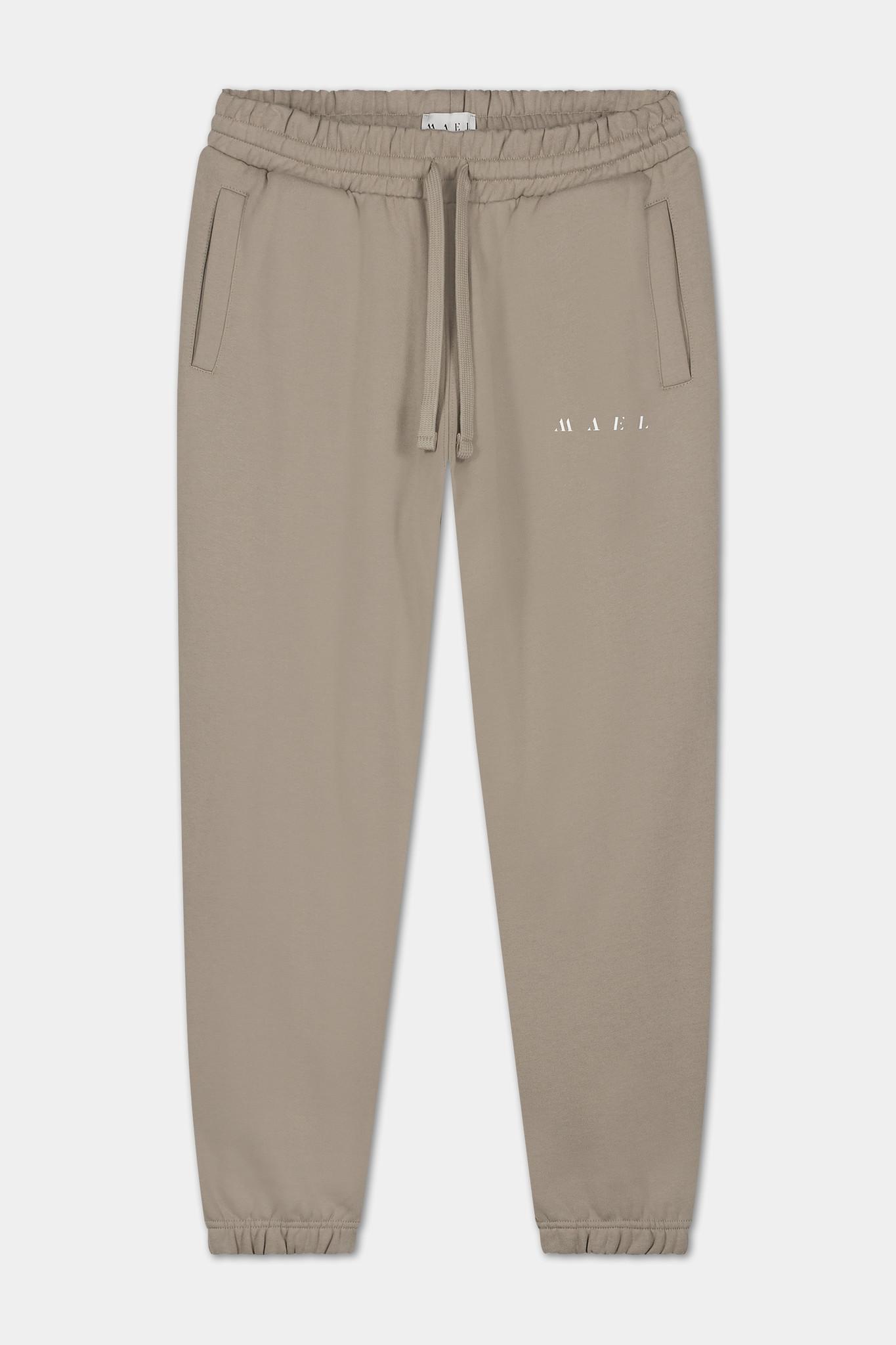 Joggingpants - Grey-1