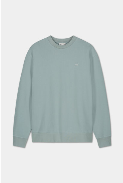 Backprint Sweater - Blue