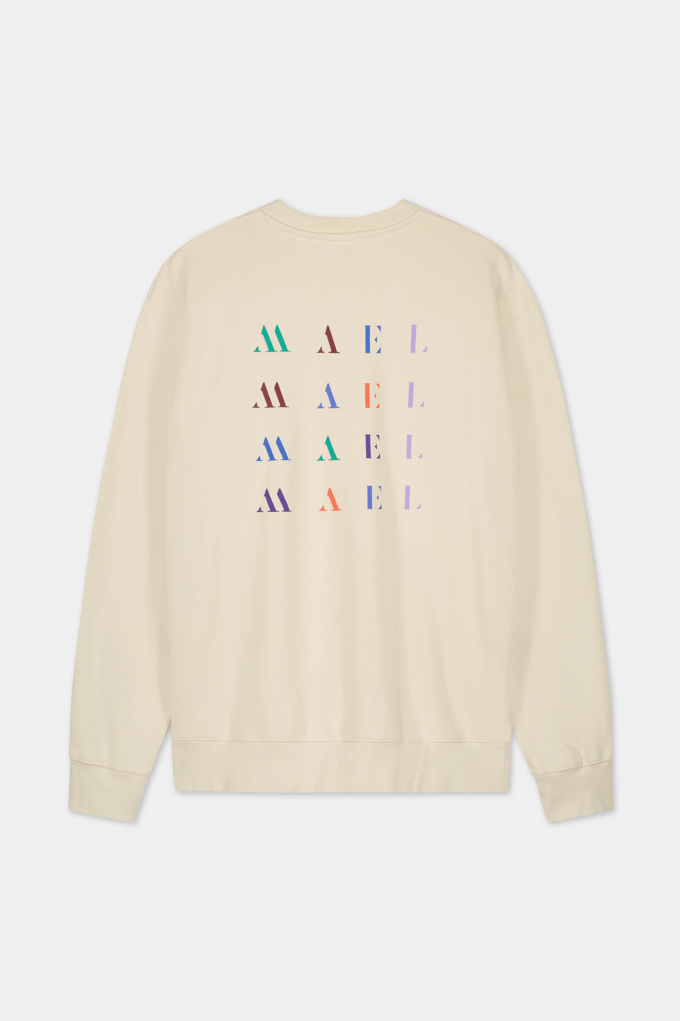 Backprint Sweater -  Off-White-2