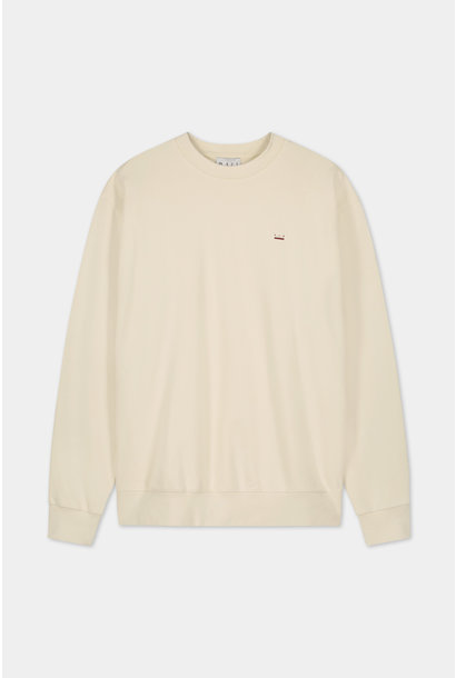 Backprint Sweater -  Off-White