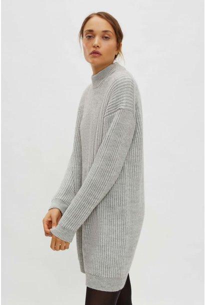 Andria Dress - Grey