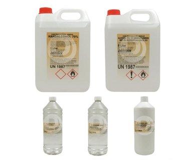 Desinfectie vloeistoffen