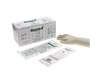 Gynaecologische handschoenen steriel