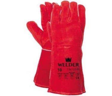 Handschoenen laswerkzaamheden