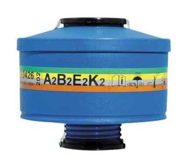 Filters voor gasmaskers