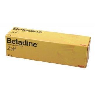 Klinion Betadine wondzalf anitbacterieel 30gr.