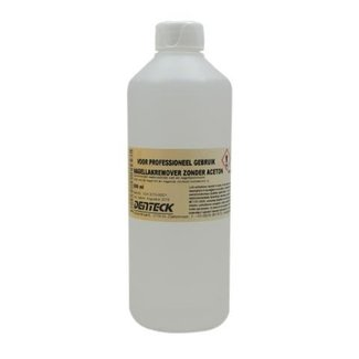 Degros Nagellakremover zonder aceton 250ml