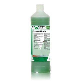 Ewepo Ewepo Floornex Pico-D vloerreiniger 1 liter