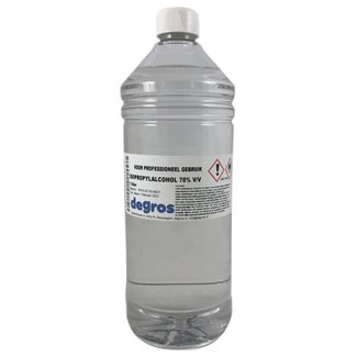 Degros Isopropyl Alcohol 70 procent 1ltr