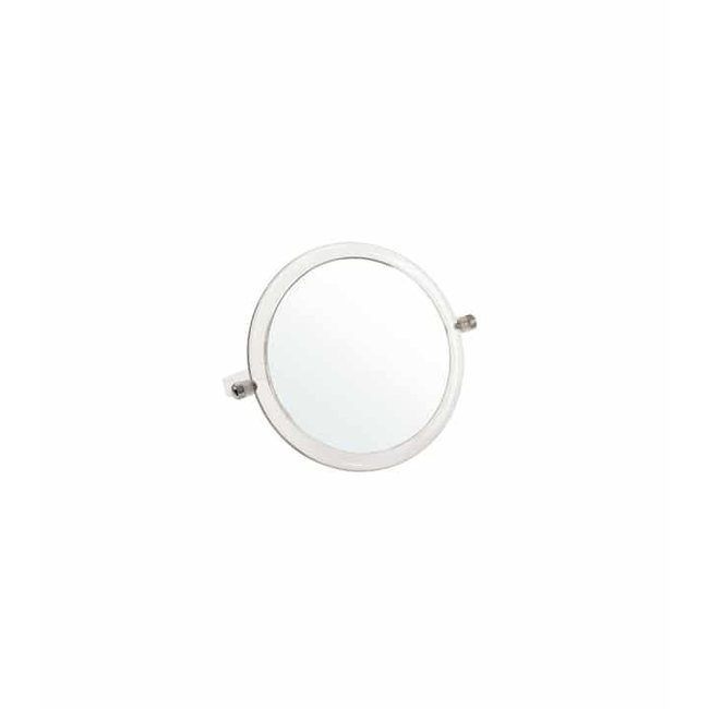 Sinelco Acrylic spiegel dubbelzijdig rond 15cm 5x